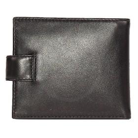 Портмоне мужское натуральная кожа «Estet»-PM.1.MN.,    2отд,    6 карм,    черный