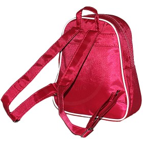 Рюкзак детский Silver Top-1040 Кроха прост спинка/Teddy,    розовый/фиолет,    медведь