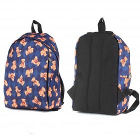 Комплект Юпитер-   (рюкзак+мешок) ,    уплотн.спинка,    1отд+перег,    1внут+3внеш карм,    мишки