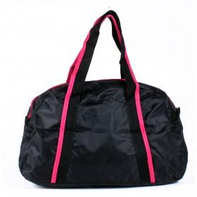 Сумка Sarabella-СК 023 дорож,    1отд,    1внеш карм,    черный/розовый