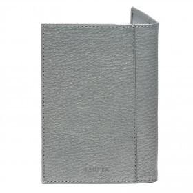 Обложка для паспорта натуральная кожа O.97.TR.металлик