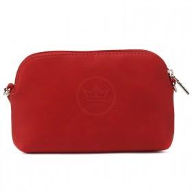 Сумка женская искусственная кожа DJ-CM 5094-RED,    1отд.2внут,   карм,,   плечевой ремень,   красный